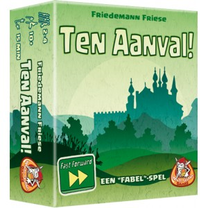 Fast Forward - Ten Aanval!