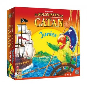 Kolonisten van Catan - Junior