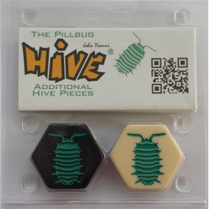 Hive - The Pillbug Expansion