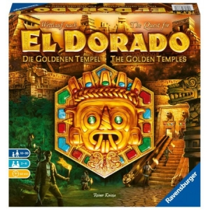 El Dorado - The Quest for the Golden Temples (EN/DE)