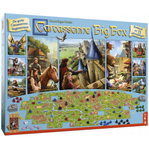Carcassonne - Big Box 3
