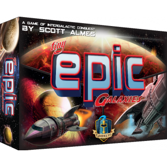 Tiny Epic Galaxies (EN)