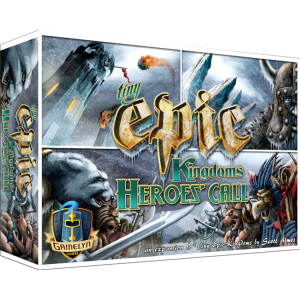 Tiny Epic Kingdoms - Heroes Call (EN)