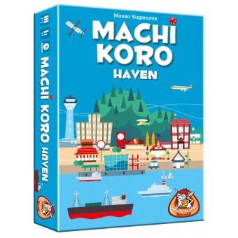 Machi Koro - Haven