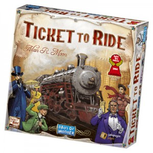 Ticket to Ride USA (NL)