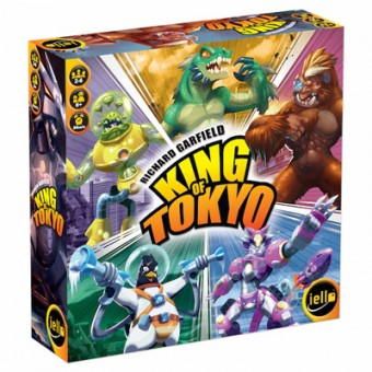King of Tokyo 2016 Edition (NL)