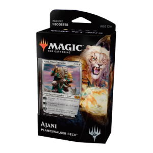 Magic: The Gathering - Core Set 2019 - Planeswalker Deck: Ajani