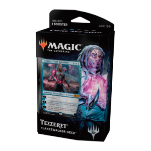 Magic: The Gathering - Core Set 2019 - Planeswalker Deck: Tezzeret