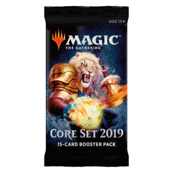 Magic: The Gathering - Core Set 2019 - Booster