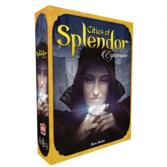 Splendor - Cities of Splendor Uitbreiding