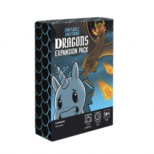 Unstable Unicorns - Dragons Expansion (EN)