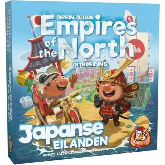 Empires of the North - Imperial Settlers - Japanse Eilanden Uitbreiding