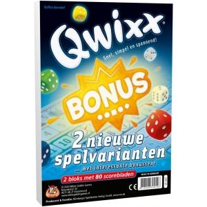 Qwixx - Bonus (2 scorebloks + Spelregels)