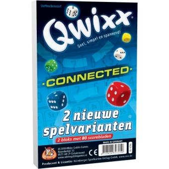 Qwixx - Connected (2 Nieuwe spelvarianten)